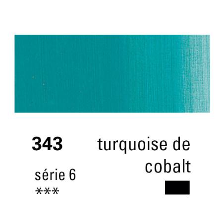 SENNELIER HUILE EXTRA FINE 40ML S6 343 TURQ COBALT