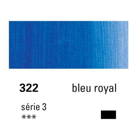 SENNELIER HUILE EXTRA FINE 40ML S3 322 BLEU ROYAL