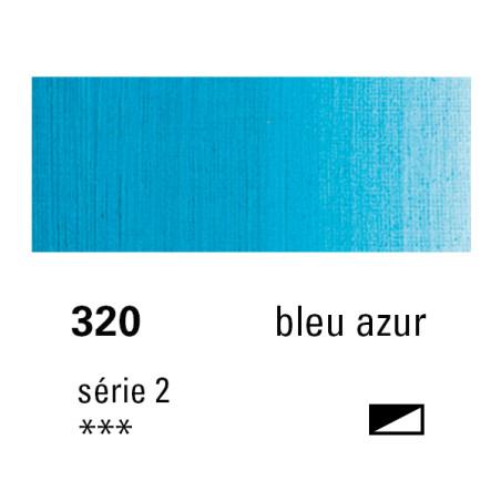 SENNELIER HUILE EXTRA FINE 40ML S2 320 BLEU AZUR
