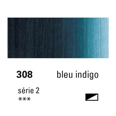 SENNELIER HUILE EXTRA FINE 40ML S2 308 BLEU INDIGO