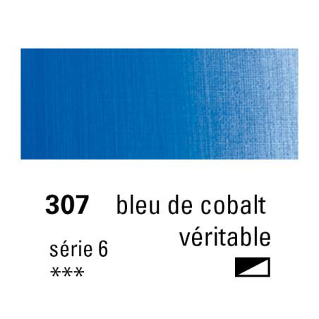 SENNELIER HUILE EXTRA FINE 40ML S6 307 BLEU COBALT VERIT