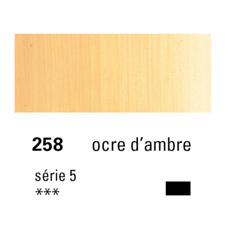 SENNELIER HUILE EXTRA FINE 40ML S5 258 OCRE AMBRE