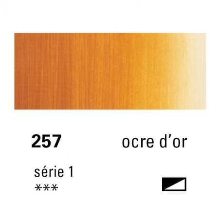 SENNELIER HUILE EXTRA FINE 40ML S1 257 OCRE OR