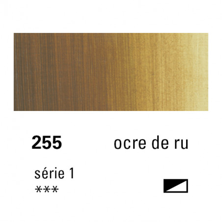 SENNELIER HUILE EXTRA FINE 40ML S1 255 OCRE RU