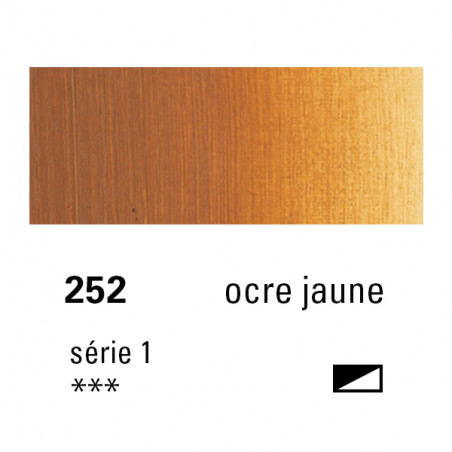 SENNELIER HUILE EXTRA FINE 40ML S1 252 OCRE JNE