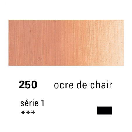 SENNELIER HUILE EXTRA FINE 40ML S1 250 OCRE CHAIR