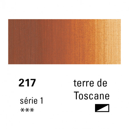 SENNELIER HUILE EXTRA FINE 40ML S1 217 T. TOSCANE