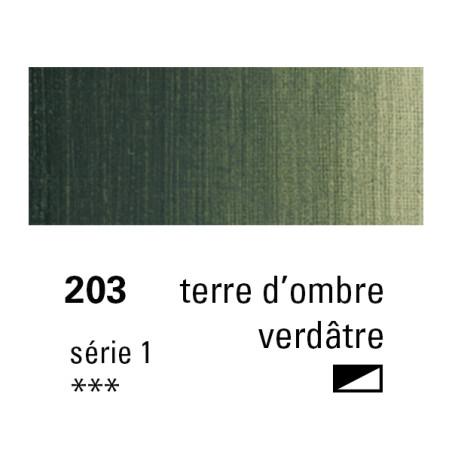 SENNELIER HUILE EXTRA FINE 40ML S1 203 T.O. VERT
