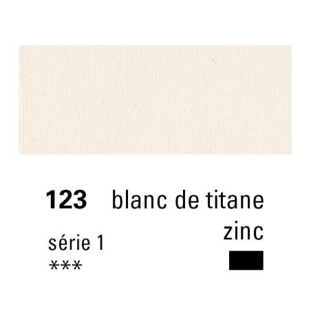 SENNELIER HUILE EXTRA FINE 40ML S1 123 BLC TIT ZINC