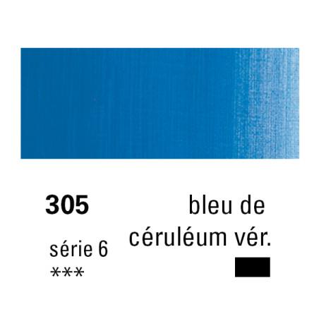 SENNELIER HUILE EXTRA FINE 40ML S6 305 BLEU CERULEUM VERIT