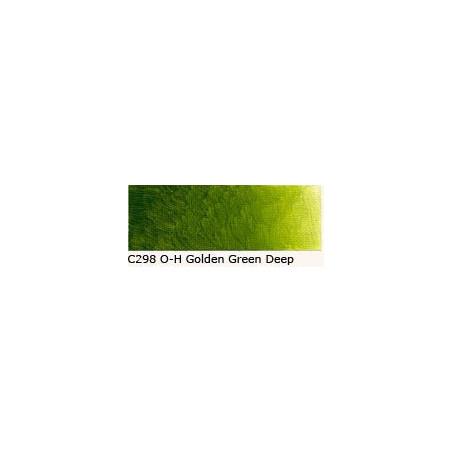 OLD HOLLAND HUILE 60ML C 298 VERT ORANGE FONCE