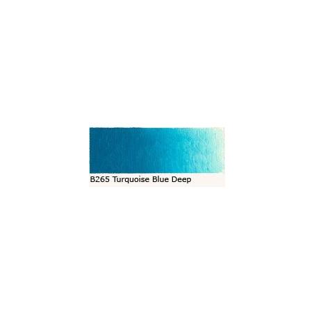 OLD HOLLAND HUILE 60ML B 265 BLEU TURQUOISE FONCE