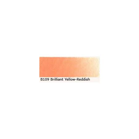 OLD HOLLAND HUILE 60ML B 109 JAUNE BRILLANT ROUGE