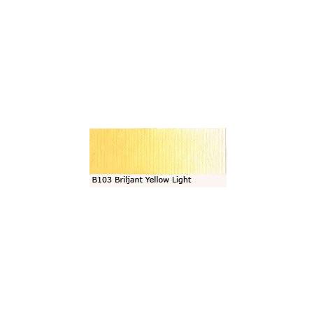 OLD HOLLAND HUILE 60ML B 103 JAUNE BRILLANT CLAIR