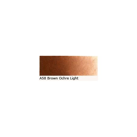 OLD HOLLAND HUILE 60ML A 58 OCRE BRUN CLAIR