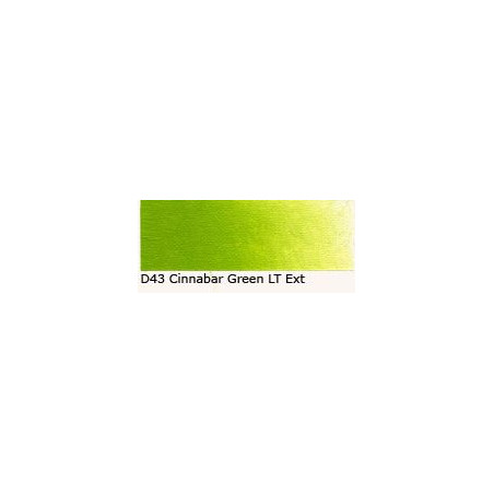 OLD HOLLAND HUILE 60ML D 43 VERT CINABRE CLAIR