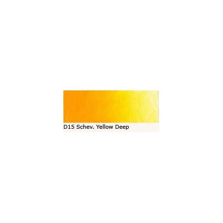 OLD HOLLAND HUILE 60ML D 15 JAUNE FONCE SCHEVENINGEN