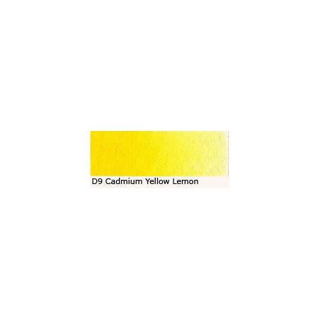 OLD HOLLAND HUILE 60ML D 9 JAUNE PERMANENT FONCE