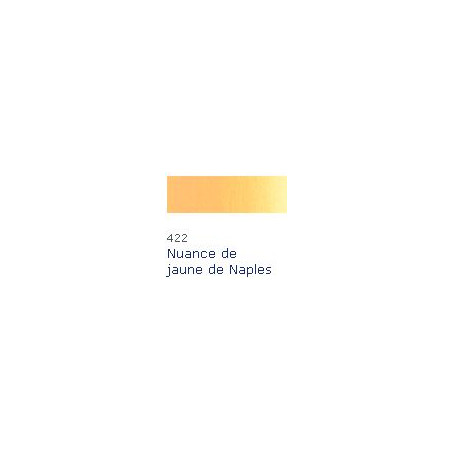 ARTISAN HUILE A L'EAU 37ML S1 422NUANCE JAUNE DE NAPLES