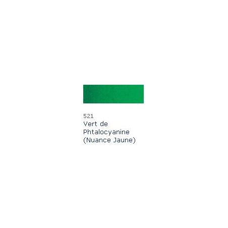 ARTISAN HUILE A L'EAU 37ML S1 521VERT DE PHTALO JAUNE