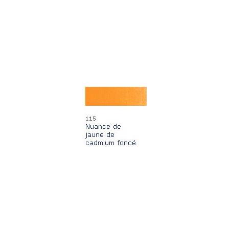 ARTISAN HUILE A L'EAU 37ML S1 115 NUANCE JAUNE CADMIUM FONCE
