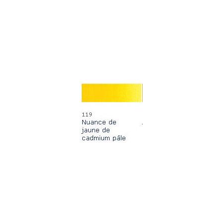 ARTISAN HUILE A L'EAU 37ML S1 119NUANCE JAUNE CADMIUM PALE