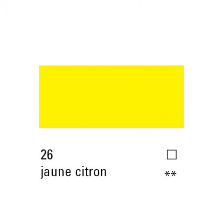 TRITON ACRYLIQUE 750ML 17026 JAUNE CITRON