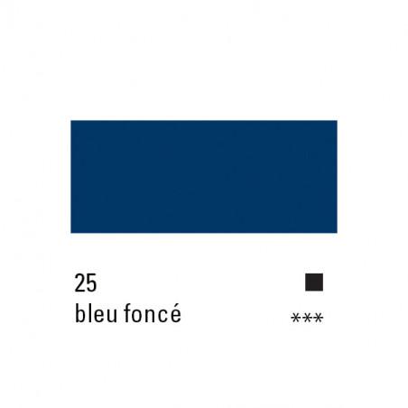 TRITON ACRYLIQUE 750ML 17025 BLEU FONCE