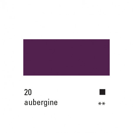 TRITON ACRYLIQUE 750ML 17020 AUBERGINE