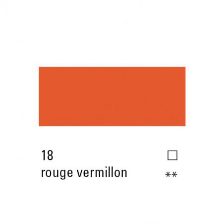 TRITON ACRYLIQUE 750ML 17018 ROUGE ECARLATE