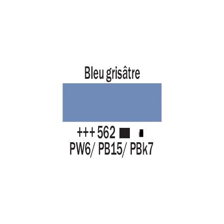 AMSTERDAM ACRYLIQUE 250ML 562 BLEU GRISATRE