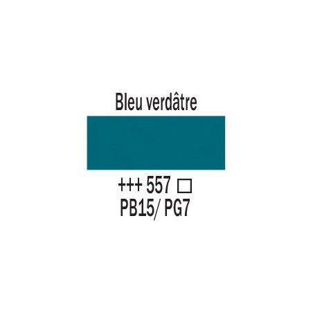 AMSTERDAM ACRYLIQUE 250ML 557 BLEU VERDATRE