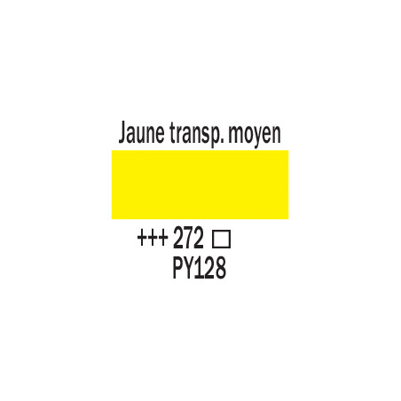 AMSTERDAM ACRYLIQUE 250ML 272 JNE TRANS MOY