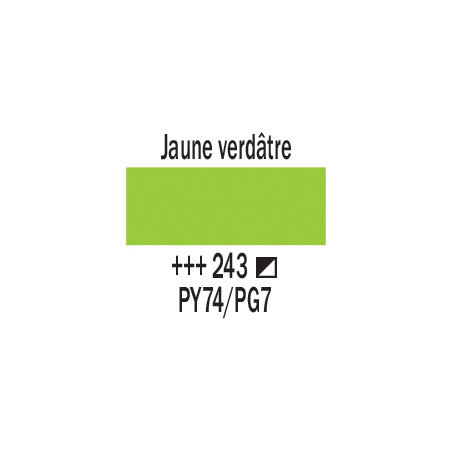 AMSTERDAM ACRYLIQUE 250ML 243 JNE VERDATRE