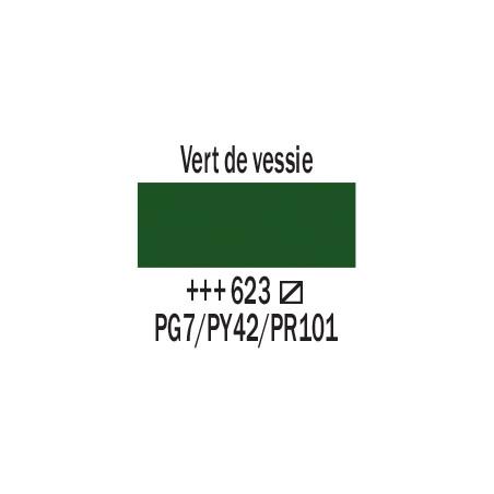 AMSTERDAM ACRYLIQUE 250ML 623 VERT DE VESSIE
