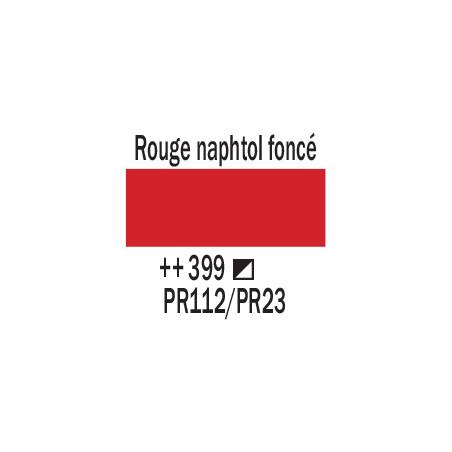AMSTERDAM ACRYLIQUE 250ML 399 RGE NAPHT FC