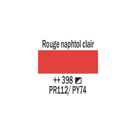AMSTERDAM ACRYLIQUE 250ML 398 RGE NAPHT CL