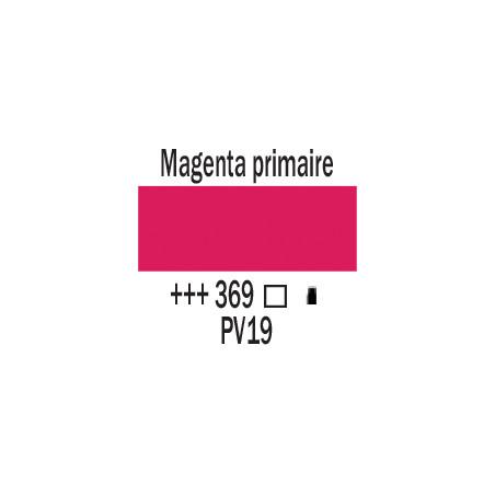 AMSTERDAM ACRYLIQUE 250ML 369 MAGENTA PRIMAIRE