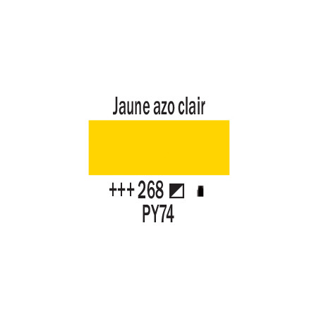 AMSTERDAM ACRYLIQUE 250ML 268 JNE AZO CL