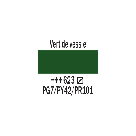 AMSTERDAM ACRYLIQUE 120ML 623 VERT VESSIE