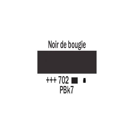 AMSTERDAM ACRYLIQUE 500ML 702 NOIR DE BOUGIE