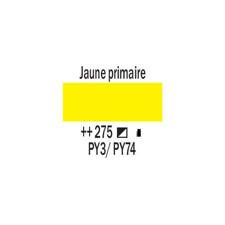 AMSTERDAM ACRYLIQUE 500ML 275 JAUNE PRIMAIRE