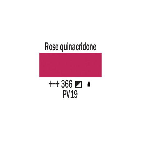 AMSTERDAM ACRYLIQUE 1L 366 ROSE QUINACRIDONE