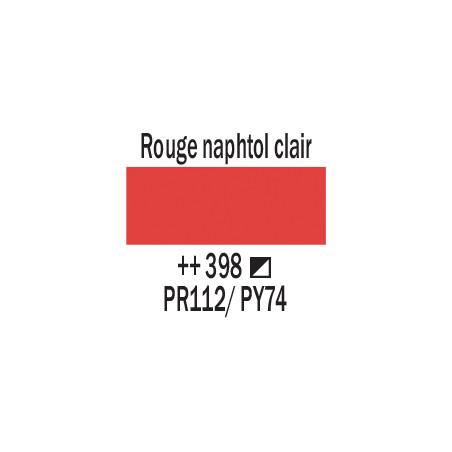 AMSTERDAM ACRYLIQUE 500ML 398 RGE NAPHT CL