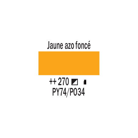 AMSTERDAM ACRYLIQUE 500ML 270 JNE AZO FC