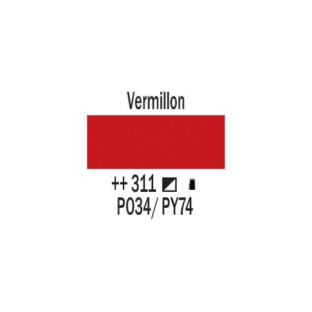 AMSTERDAM ACRYL 1000ML 311 VERMILLON