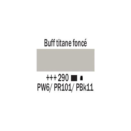 AMSTERDAM ACRYLIQUE 1L 290 BUFF TITANE FONCE