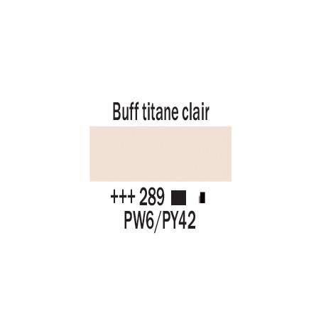 AMSTERDAM ACRYLIQUE 1L 289 BUFF TITANE CLAIR