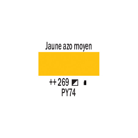 AMSTERDAM ACRYLIQUE 1L 269 JNE AZO MOY