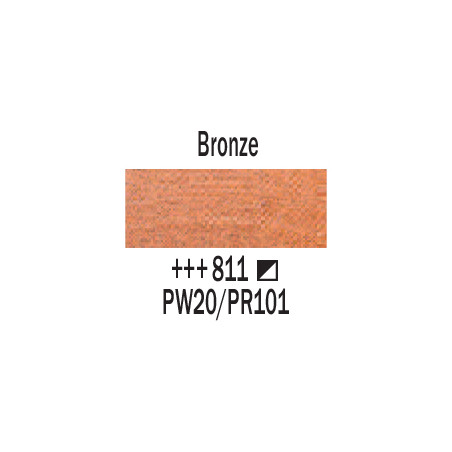 AMSTERDAM ACRYLIQUE 120ML 811 BRONZE
